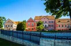 Białoruś, Minsk, miasto krajobraz Obraz Royalty Free