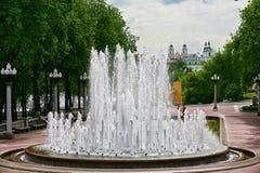 Białoruś, Minsk, pejzaż miejski Zdjęcia Royalty Free
