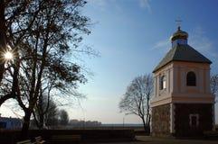 Białoruś, Synkovichi, St Michael ` s kościół Obrazy Stock