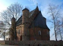 Białoruś, Synkovichi, St Michael ` s kościół Fotografia Royalty Free