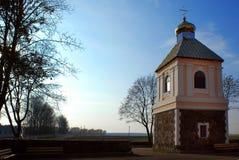 Białoruś, Synkovichi, St Michael ` s kościół Obraz Stock