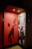Białoruś wojna Brest pomnik wejściowy forteczny główny Eksponat muzeum obrona Brest bohater Kopalnie Drugi wojna światowa Maj 23 Fotografia Royalty Free