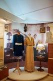 Białoruś wojna Brest pomnik wejściowy forteczny główny Muzeum obrona Brest bohater Wewnętrzna dekoracja muzeum Maj 23, 2017 Obrazy Stock