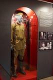 Białoruś wojna Brest pomnik wejściowy forteczny główny Muzeum obrona Brest bohater Wewnętrzna dekoracja muzeum Maj 23, 2017 Zdjęcia Stock