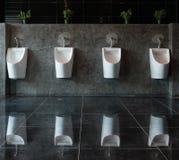 Biały łazienka Zdjęcia Royalty Free