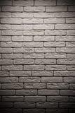 Biały ściana z cegieł zdjęcie royalty free
