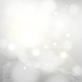 Biały śnieżny tło ilustracja wektor