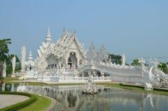 Biały świątynia Obraz Stock