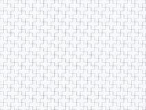 Biały abstrakcjonistyczny bezszwowy tło robić wyrzynarki łamigłówka plus ilustracji