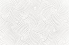 Biały abstrakcjonistyczny tło. Zdjęcia Royalty Free