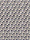 Biały abstrakt powierzchni wzór świadczenia 3 d Obrazy Royalty Free
