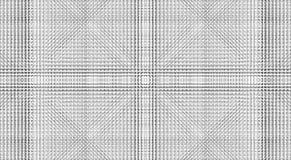 Biały bacground, krystaliczna kratownica Siwieje projekt royalty ilustracja