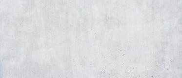 Biały betonowej ściany tło Obrazy Stock