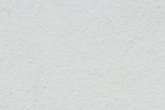 Biały betonowej ściany tło Obraz Stock