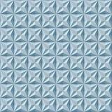 Biały bezszwowy tekstury powierzchni wzór świadczenia 3 d Zdjęcie Royalty Free