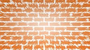 Biały brązu ekran, Abstrakcjonistyczne grafika, Mali blogi obraz royalty free