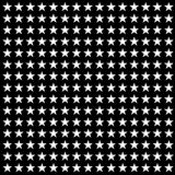 biały czarny tło gwiazdy Zdjęcia Royalty Free
