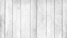 Biały Drewniane Deski obrazy royalty free