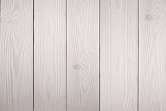 Biały Drewniany Tło Fotografia Royalty Free