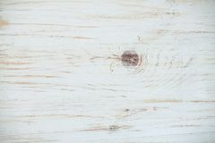 Biały drewniany tło, może używać dla nieociosanego pojęcia obraz stock