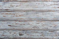 Biały drewniany tekstury tło zdjęcie royalty free