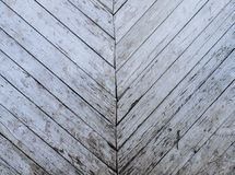 Biały drewniany tekstury tło Zdjęcia Stock