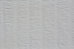 Biały drewniany tekstury tło Obrazy Royalty Free