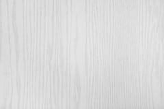Biały drewniany texure Obrazy Royalty Free