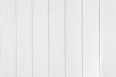 Biały drewno desek panel zdjęcia stock
