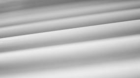 Biały Falisty Abstrakcjonistyczny tło Obraz Royalty Free