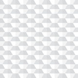 Biały geometryczny abstrakcjonistyczny tło Zdjęcia Stock