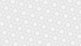 Biały geometryczny abstrakcjonistyczny tło Obrazy Stock