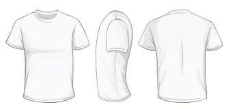 Biały Koszulowy szablon