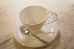 Biały kuchenny materiał Zdjęcie Stock