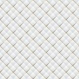 Biały luksusowy bezszwowy tło ilustracja wektor