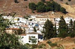 Biały miasteczko, Archidona zdjęcie royalty free