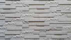 Biały nowożytny wzór tafluje teksturę Zdjęcie Royalty Free