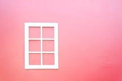 biały okno Obraz Royalty Free
