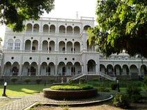 Biały pałac Zdjęcie Royalty Free