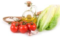 biały pikantność nafciani oliwni warzywa Zdjęcia Stock