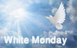 Biały Poniedziałek Zdjęcia Royalty Free