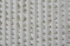Biały prostacki cement ściany tło zdjęcie stock