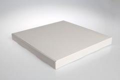 Biały pudełko 2 fotografia royalty free