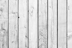 Biały stary drewno lub drewniana rocznik deski podłoga zdjęcie stock
