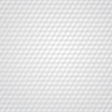 Biały sześcianu retro tło Fotografia Royalty Free