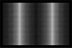 biały sztuka kwadraty czarny wklęsli wypukli nadmierni ilustracji