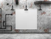 Biały tło w pokoju ilustracji
