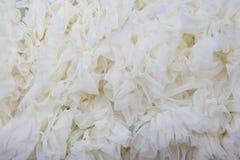 Biały tekstury tło Zdjęcia Stock
