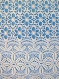 biały tkanin tekstury obraz royalty free