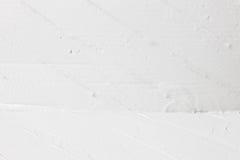 Biały tynk tekstury zbliżenie, remontowy tło Zdjęcie Stock